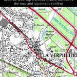 Offline map creation