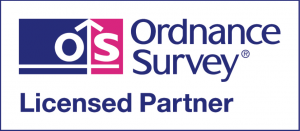 Ordnance Survey Licensed Partner